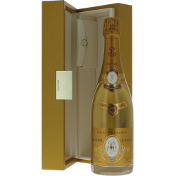 Champagne Cristal Roederer Coffret 2007